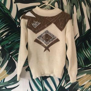 Vintage Spice of Life Sweater M